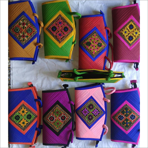 Handicraft Cotton Purse