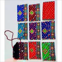 Handmade Embroidery Sling Bag