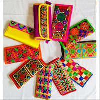 Handmade Embroidery Ladies Purse