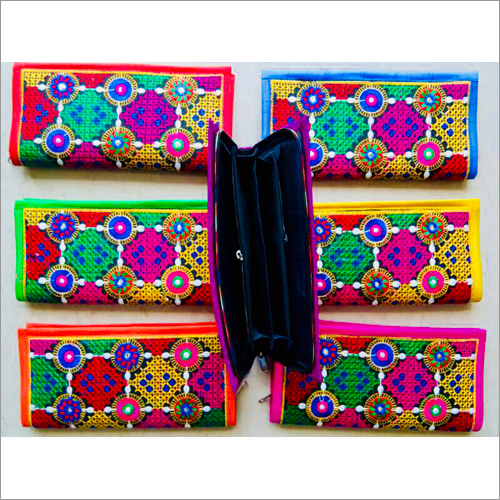 Handicraft Ladies Purse