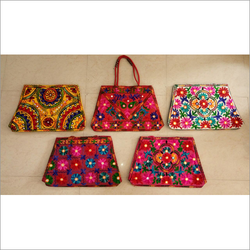 Ladies Handmade Bag