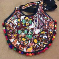Handmade Embroidery Rajasthani Sling bag