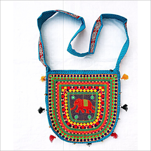 Handmade Embroidery Banjara Bag