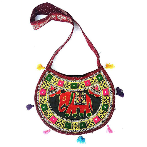 Handmade Embroidery Traditional Banjara Bag