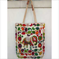 Handmade Embroidered Fancy Shoulder Bag