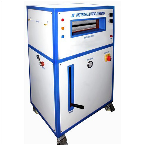 Single Tray Cards Fusing Machine