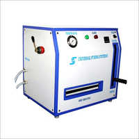 PVC ID  Card Fusing Machine A4