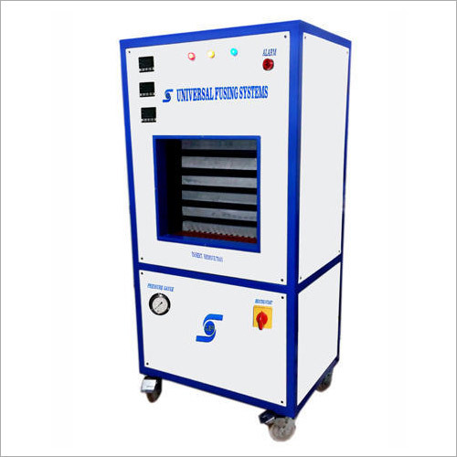 PVC Cards Fusing Machine