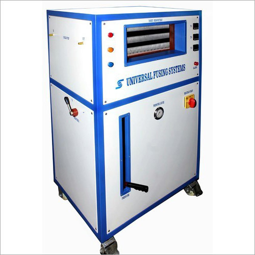 Double Tray Cards Fusing Machine