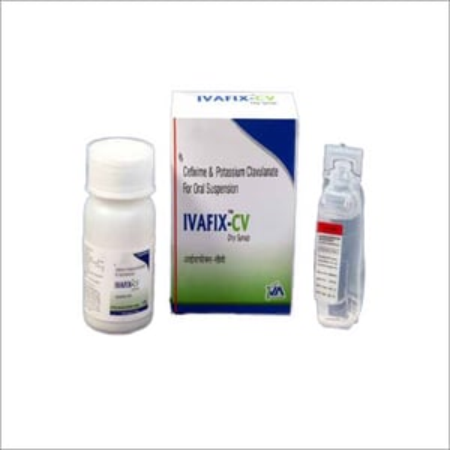 Ivafix-CV Dry Syrup