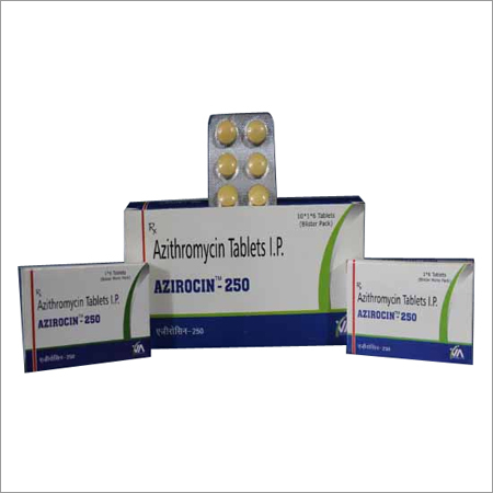 Azirocin-250 Tablets