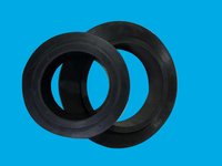 Round Impact Roller Rubber Rings