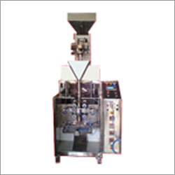 Volumetric Disc Packaging Machine