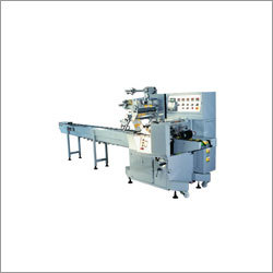 Industrial Horizontal Flow Wrapping Machine