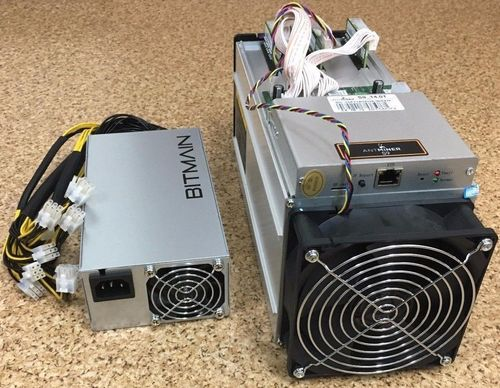 Antminer S9  Miners
