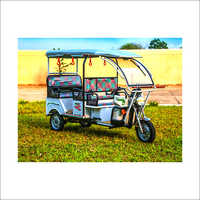 ETOT - Electric E-rickshaw