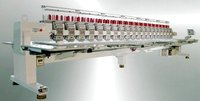 Ultra Super High Speed Multi-Heads Automatic Embroidery Machines