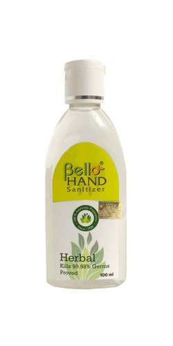 Herbal Hand Sanitizer