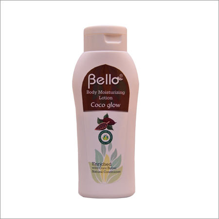 Body Moisturizing Lotion - Coco Glow