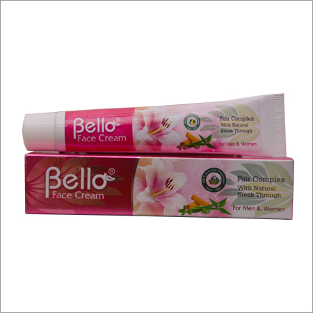 Bello Face Cream