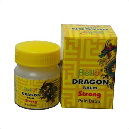 Dragon Balms