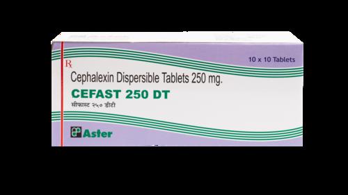 Cephalexine DT Tab