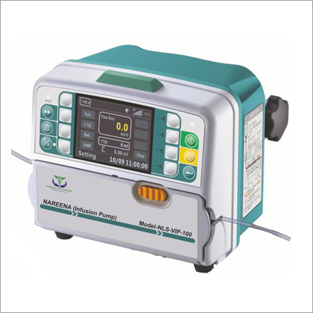Volumetric Infusion Pump