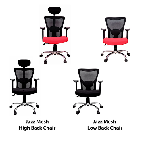Jazz Adjustable Chair