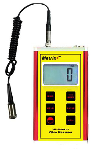 Digital Vibration Meter VM 8200mk II+