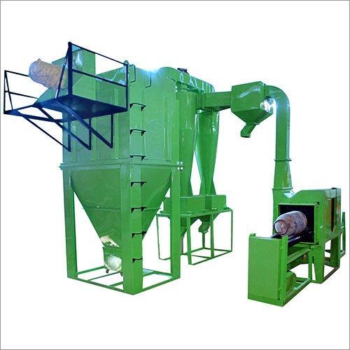 Cylinder Metal Spray Coating System