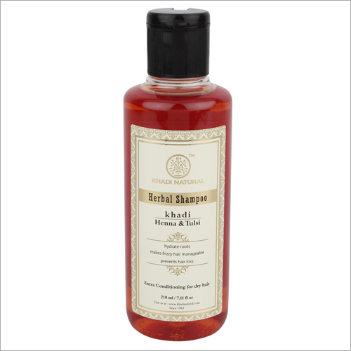 Herbal Henna Tulsi Cleanser