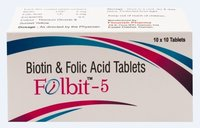 Folbit-5 Tablets