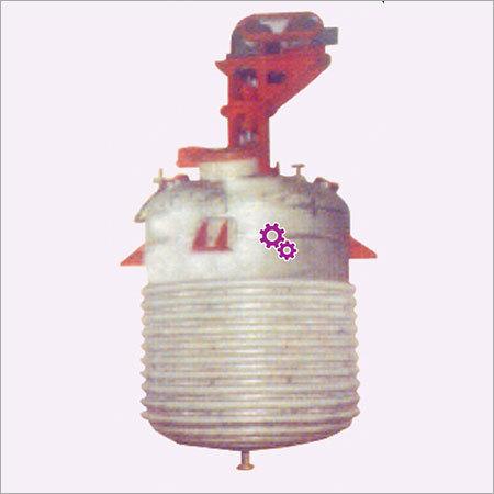 Pharmaceutical Reactor Vessel