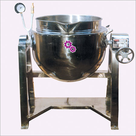 Starch Paste Unit (Steam Jacketted Kettle)