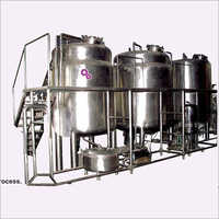 Fully Automatic Syrup Suspension MFG Plant