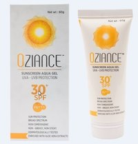 Sunscreen Gel