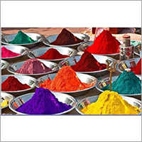 Water Soluble Dyes