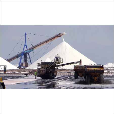 Salt Industry Material Handling Equipment
