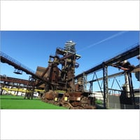Steel Plant Material Handling Equipment