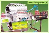 Level Filling Machine