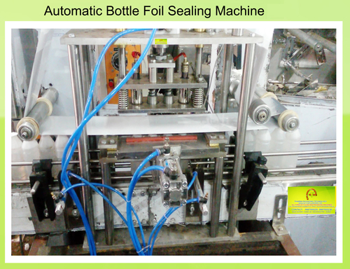 Automatic Bottle Foil Sealing Machine