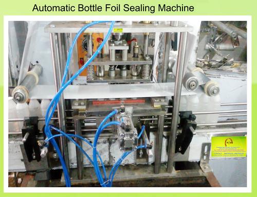 Automatic Bottle Foil Sealing Machine