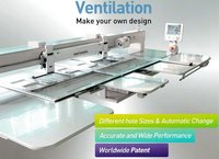 Automatic Punching Machine for Ventilation