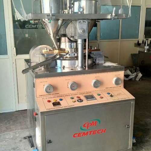 Double Sided Rotary Tablet Press