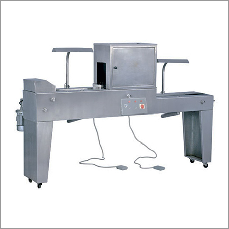 Tableting Line Section