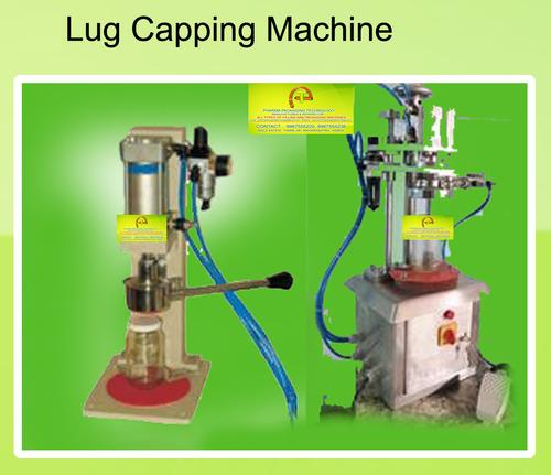 Lug Capping Machine
