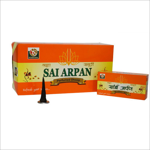 Scented Dhoop