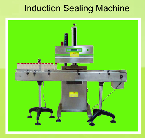 Induction Heat Sealing Machine