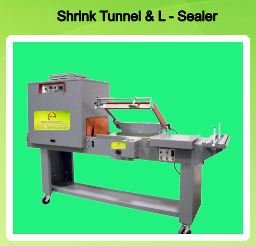 Shrink Tunnel & L Sealer