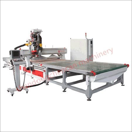 Automatic Wood CNC Router